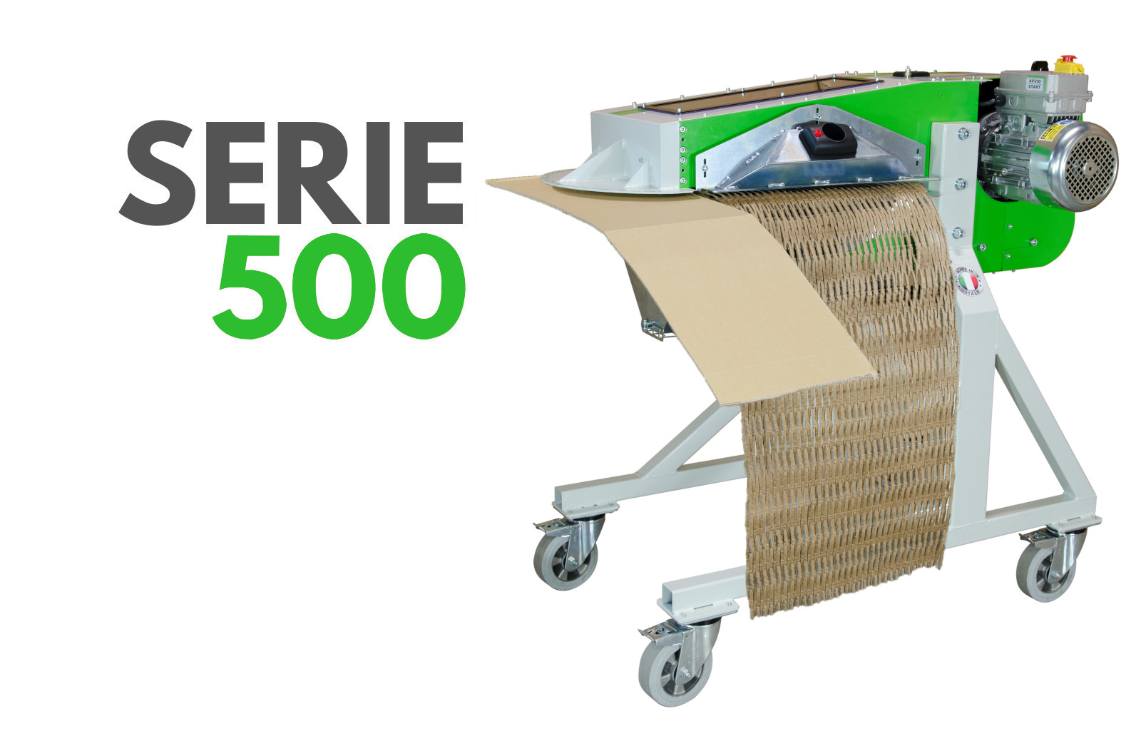 Edward Serie 500 - Edward