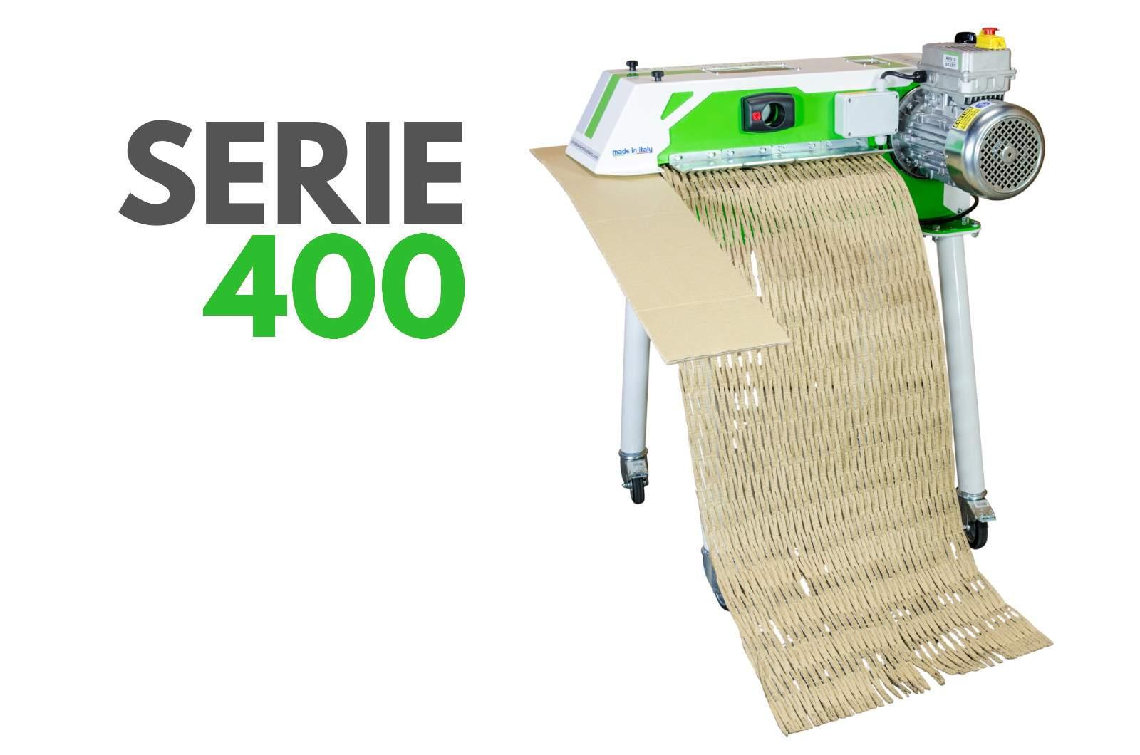 Serie 400 - Edward